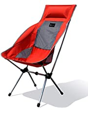 Moon Lence アウトドア チェア キャンプ 椅子 折りたたみ アルミ合金&オックスフォード コンパクト 超軽量 収納バッグ キャンプ アウトドア ハイキング