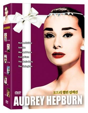Audrey Hepburn Collection (Roman Holiday / Sabrina / War And Peace / Funny Face / The Nun's Story / The Unforgiven)