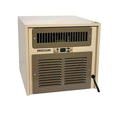 Breezaire WKL 1060 Wine Cooling Unit - 140 Cu. Ft. Wine Cellar by Breezaire