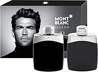 Mont Blanc Legend Set of 2 for Men (100ML EDT and After Shave Lotion)