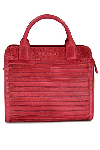 FREDsBRUDER Perfect Match Henkeltasche 30 cm flamingo red