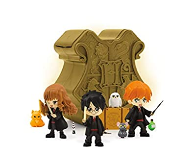 Wizarding World - Harry Potter/Fantastic Beasts 13510 Harry Potter Magical Capsules Licensed Collectible, Bronze from YuMe Toys