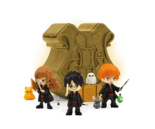 Wizarding World -  Harry Potter/Fantastic Beasts 13510 -  Cápsulas mágicas de Harry Potter,  Color Bronce