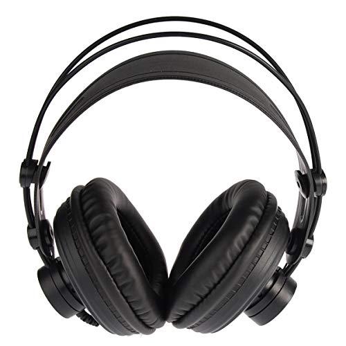 Record HP-84 Pro - cuffie chiuse di qualità professionale, frequenza 10-30 Khz, grande tono al prezzo