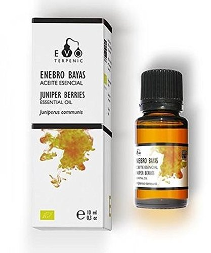 Enebro Bayas Aceite Esencial 10 ml de Evo Terpenic