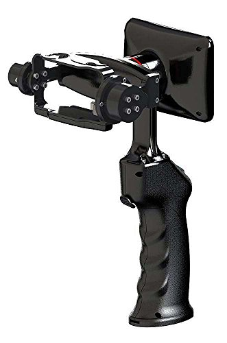 GAZERCAM スタビライザー WenPod X1 GoPro/スマートフォン用 電動1軸制御式 371039