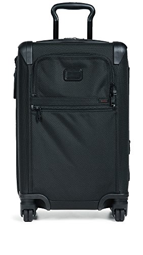 Tumi Alpha 2 International 4 Wheeled Expandable Carry-on 30L, Black, 022060D2