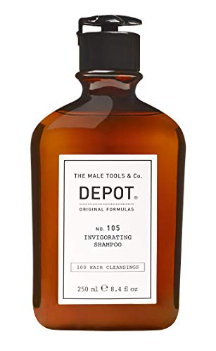 Depot no. 105 INVIGORATING SHAMPOO PER CAPELLI INDEBOLITI 250 ml