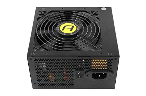 Antec NeoECO Modular NE550M Power Supply 550 Watts 80 Plus Bronze Certified with 120 mm Silent Fan, CircuitShield Protection, ATX 12V 2.4 & EPS 12V, 3-Year Warranty