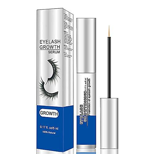 WENINETIES Wimpernserum & Augenbrauenserum Lange & voluminöse Wimpern - Für ein gesundes & schnelles Wachstum(5ml)