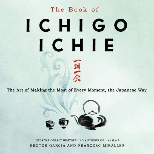 The Book of Ichigo Ichie cover art
