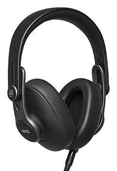 AKG Pro Audio K371 Over-Ear Closed-Back Foldable Studio Headphones