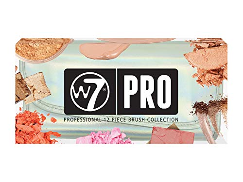 W7 | Brush | 12 PIECE PRO BOXED