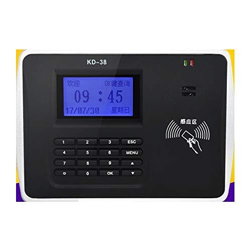 Zeitmaschine ID-Karten-Zeit-Anwesenheit USB Network Communication U Disk herunterladen TCP/IP-Zeiterfassung Für Büro, Schule