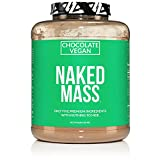Naked Mass - Chocolate Vegan Weight Gainer -...