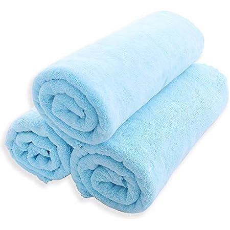 Mar-Io Quick-Drying Soft Bath Towel Dye Adult Microfiber for Beach Bathroom Shower