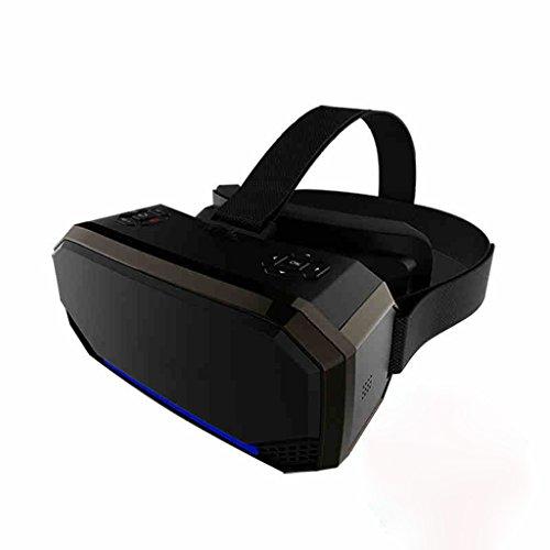 Lunettes 3D One Machine VR Virtual Reality Head-dressing Cinéma Jeu Smart Helmet 3D One Machine Facile à transporter