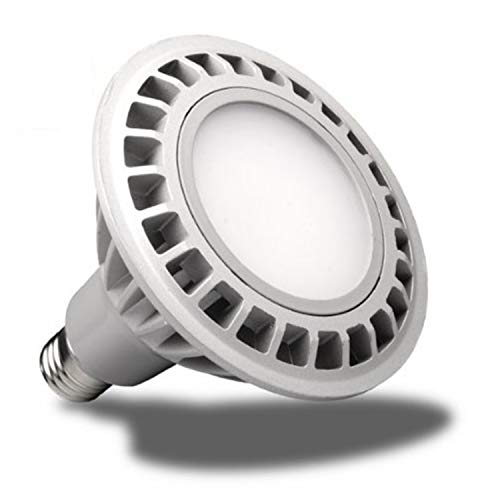 Isolicht E27 PAR Reflektorlampe - E27 SMD LED Leuchtmittel PAR38 Strahler, 230V, 16W, 120°, 3000K - warmweiss, dimmbar