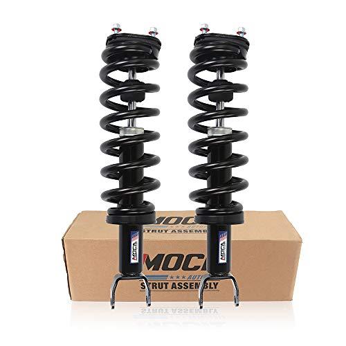 MOCA Pair 2 Front Complete Struts Assembly Driver & Passenger Side for 2009-2015 for Dodge Ram 1500 5.7L 4.7L 3.7L - 172292 4WD