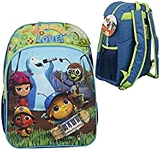 Netflix Beat Bugs Backpack - All You Need is Love