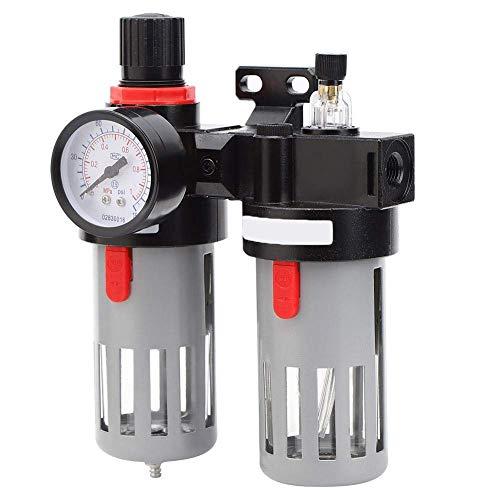 Ccylez Séparateur d'eau BFC-2000, séparateur d'eau à air comprimé 1/4\