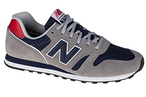 New Balance Zapatillas para Hombre ML373CT2_46,5, Color Gris, Talla 46,5 EU