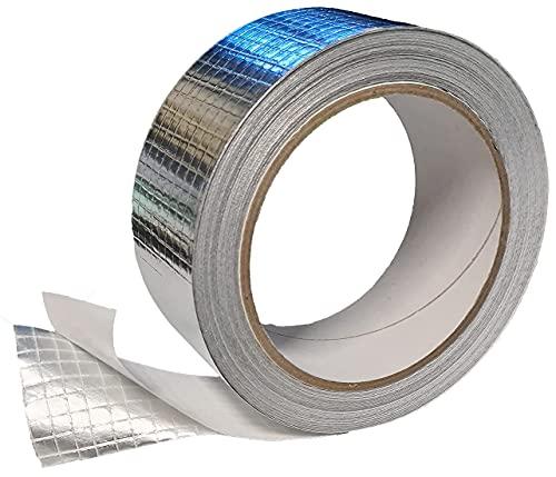 Aluminium Klebeband netzverstärkt 43mm x 20m