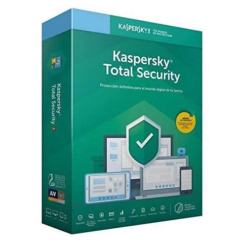 Kaspersky Software ANTIVIRUS 2020 Total Security 1 Lizenz + Safe Kids