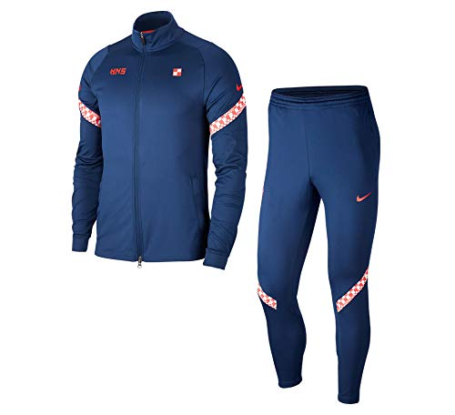 Nike Kroatië Dry Strike Trainingsanzug Heren