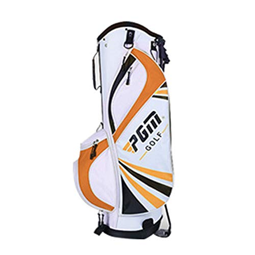 Purchase Golf Equipment Golf Club Bag Stand Bag, Male and Female Clubs Stand with 6 Separate sockets...