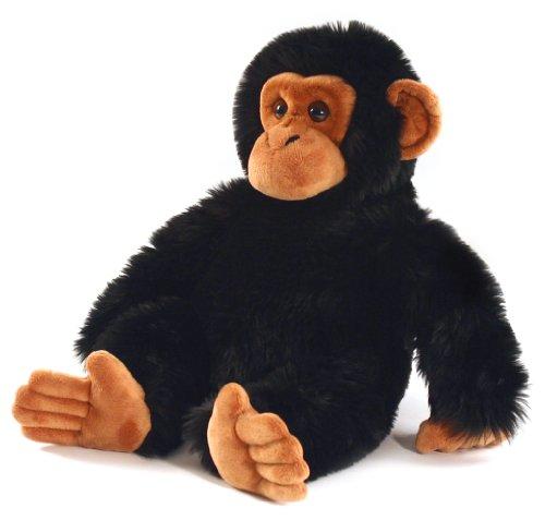 Keel Toys SW3647 - Chimpancé de Peluche (30 cm)