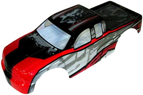 Redcat Racing Rampage Truck Body 1 5 Scale Red product image