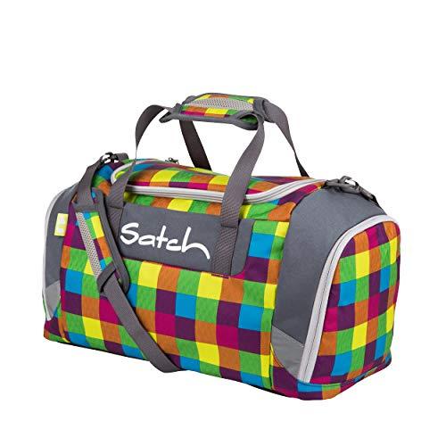 Satch Sporttasche Beach Leach 2.0, 25l, Schuhfach, gepolsterte Schultergurte, Mehrfarbig