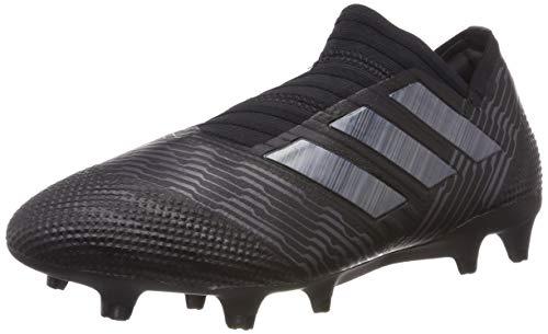 adidas adidas Herren Nemeziz 17+ 360Agility FG Fußballschuhe, Schwarz (Negbas/Negbas/Negbas), 43 1/3 EU