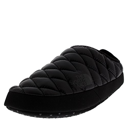 The North Face W Thermoball Tntmul4, Botas Chukka para Mujer, Negro (Shiny TNF Black/Beluga Grey Ywy), XS