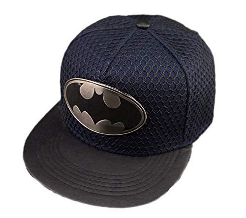 MIAOGOU Cartoon Kinder Hut Marke Baumwolle Snapback Hip Hop Cap Hut Mode Lässig Batman Baseball Mütze Hüte Für Männer Frauen Vorhanden