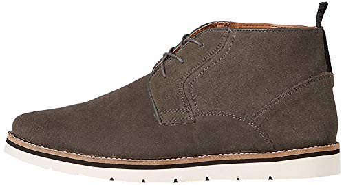 find. Mellor Chukka Boots, Grau Charcoal), 43 EU