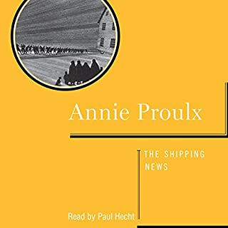 The Shipping News                   By:                                                                                                                                 Annie Proulx                               Narrated by:                                                                                                                                 Paul Hecht                      Length: 12 hrs and 54 mins     402 ratings     Overall 4.3