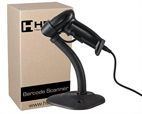 Auto USB Professional 1D/2D Barcode Scanner avec support Scanning Barcode code-barres Lecteur avancée, Code QR, AZTEC, MaxiCode, DataMatrix