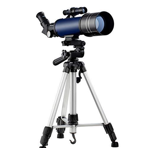 Eono by Amazon - Telescopio Astronómico 70, para Principiantes, Adultos - Azul