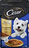 Cesar Rotisserie Chicken Flavor Dry Dog Food With Spring Vegetables Garnish, Small Breed, 5 Lb