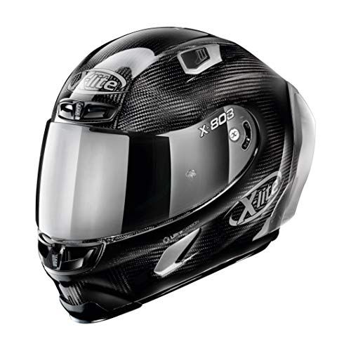 X-Lite Helm X-803 RS Ultra Carbon Silver Edition, XL (61)