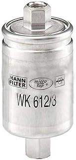 Original MANN FILTER Kraftstofffilter WK 612/3 – Für PKW