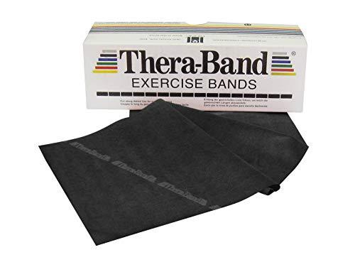 Thera-Band Übungsband 5,5 m , spez. stark/schwarz