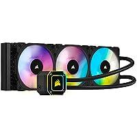 CORSAIR CW-9060048-WW iCUE H150i ELITE CAPELLIX Liquid CPU Cooler