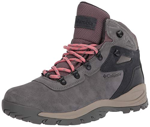 Columbia Women's Newton Ridge Plus Waterproof Amped Leather & Suede Hiking Boot