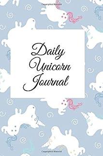 Daily Unicorn Journal (Children's Unicorn Journals)
