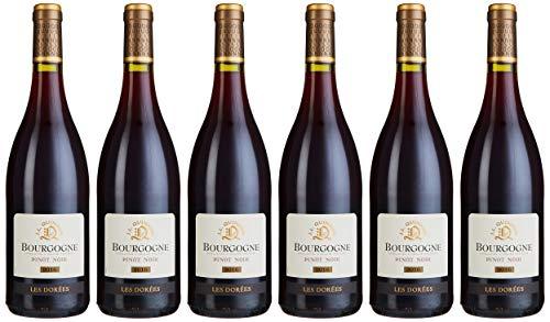 Quinson Les Dorees Pinot Noir Bourgogne Rouge (6 x 0.75 l)