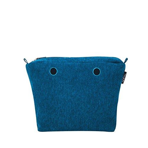 Sacca interna borsa O Bag mini in feltro avion