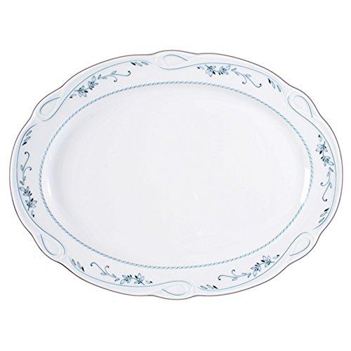Seltmann Weiden 001.285028 Desiree - Aalborg - Platte/Servierplatte - Porzellan - oval - 35 cm